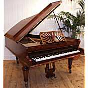 rosewood john broadwood grand piano
