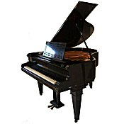 Gors and Kallmann baby grand piano