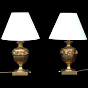 Mid 20th Century table lamps
