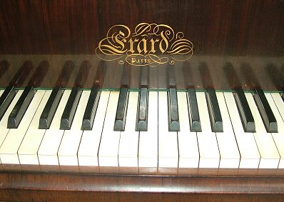 Piano dating serial number 3