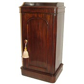 Antique Victorian Pot Cupboard